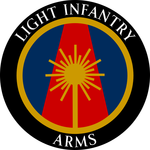 Light Infantry Arms